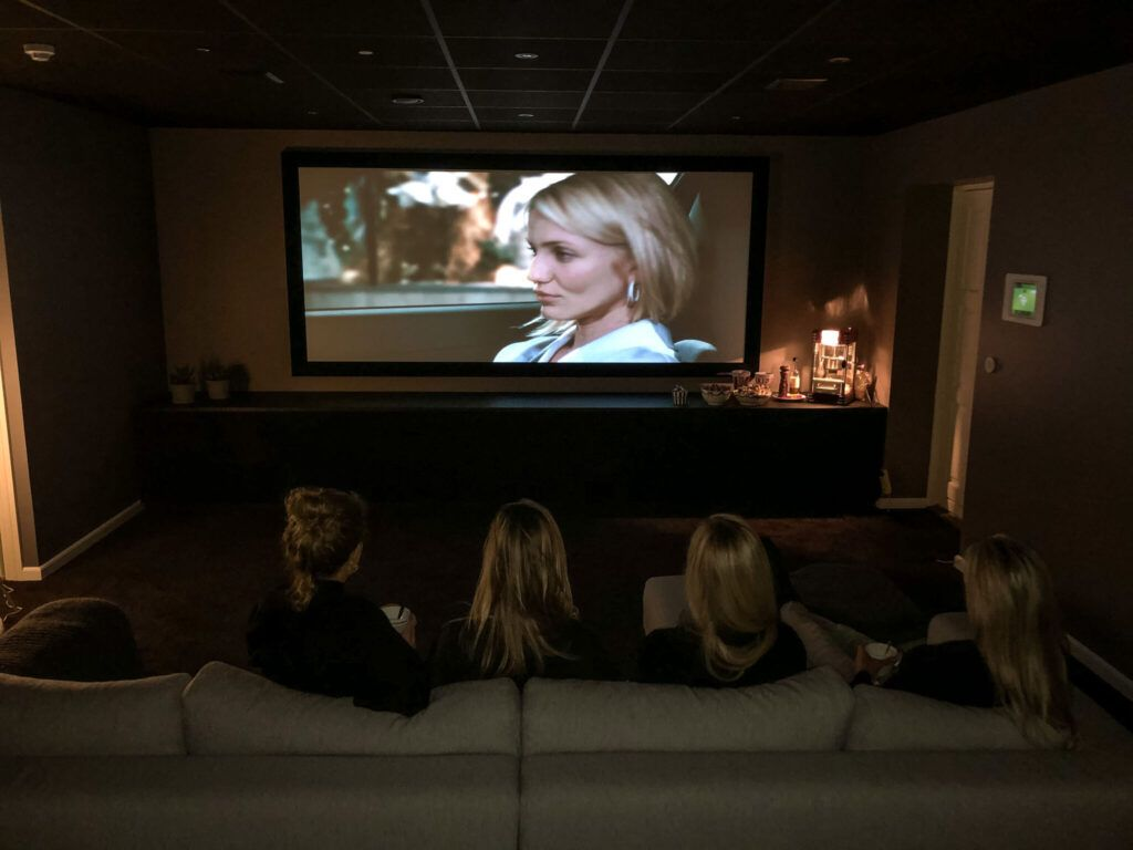 movienight, filmaften, the holiday, julefilm